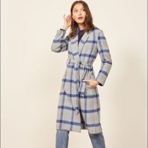 Reformation Barton Coat L *BRAND NEW WITH TAGS*